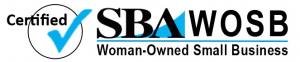 Certified Women Owned Small Business (WOSB)
