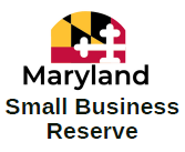 Maryland Small Business Reserve (SBR) – SB12-36362
